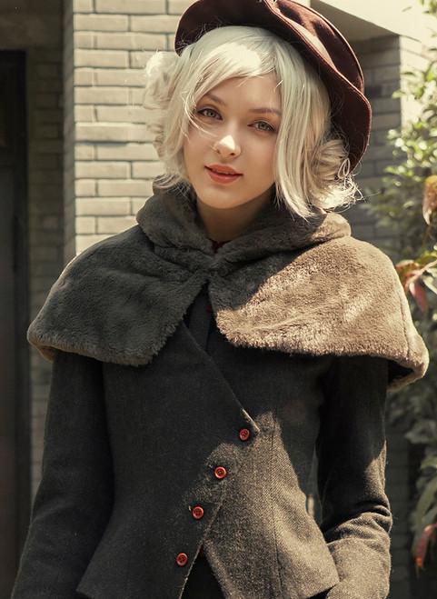 Model Show (hat: P00598, jacket: CT00292)