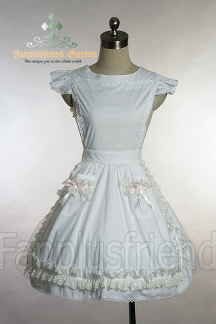 Wearing with a white pannier SKU: UN00003