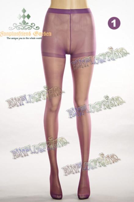 Vintage Scumble Color Legging Tights*2color