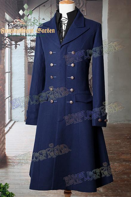 Front View (Dark Blue Ver.) (shirt: TP00125)