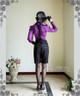 Co-ordinate Show shirt TP00017, short SP00006N, hat P00604, gloves P00409