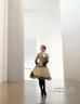 Model View skirt SP00177, blouse TP00147, hairdress P00610