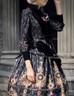 Model Show (Black + Grey Ver.) (sash: P00614, blouse: TP00125N, dress: DR00189)