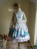 Front View (Fairy Mint + Light Grey Tulle Ver.)