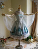 Side View (Fairy Mint + Light Grey Tulle Ver.)