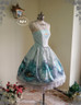 Side View w/o Blouse (Fairy Mint + Light Grey Tulle Ver.)
