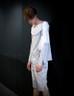 Model Show (Light Grey Dull Silk + White Chiffon Ver.) (silk breeches: S52008)