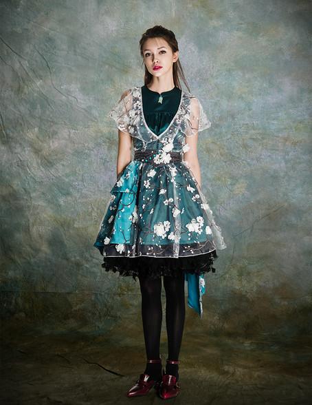 Model Show (petticoat: UN00026, leggings: P00182)