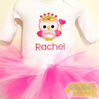 Owl Princess Inspired Birthday Set