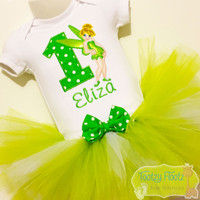 Tinkerbell Themed Birthday Set