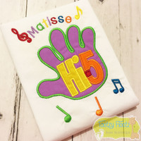 Hi-5 Inspired Birthday