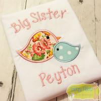 Big Sister - Simple Bird Design