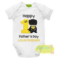 First Fathers Day - Batman Design