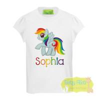 My Little Pony Inspired Rainbow Dash (MLP) Birthday
