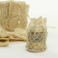 Sinamay Knitted Twine Pouch or Bag
