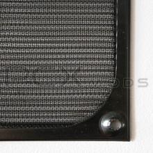 120mm Black Aluminum Mesh Fan Filter Premium Grade quantities are limited