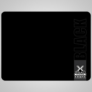 XTracGear Logic Black is a desktop skin precision mouse surface. Thinner than most business cards and easy to place on your desk.