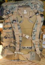 USMC Woodand Marpat ILBE Main Field Pack