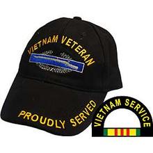 CAP-VIETNAM,CIB,VET (BRASS BUCKLE)