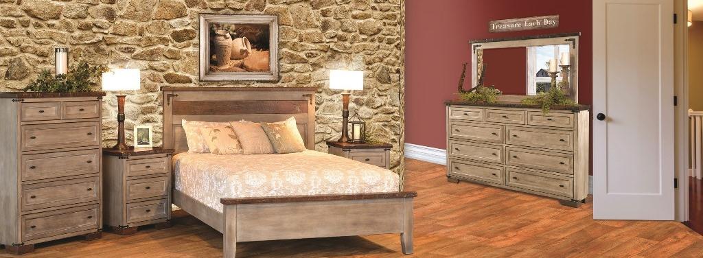 Great Farmhouse Bedroom Set Ideas
