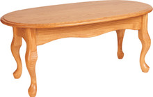 MF202 Queen Anne Coffee Table