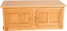 MF503 Square Raised-Panel Coffee Table