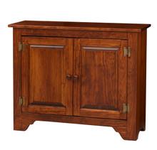 Pine Cabinet, 2-Door