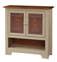 Pine Hall Cabinet, Double