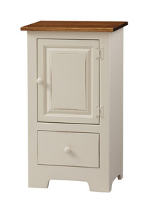Pine Hall Cabinet, Single