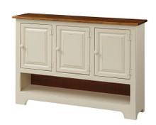 Pine Hall Cabinet, Triple