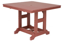 """44"""" Square Poly Table"""