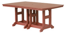 "44"" x 72"" Rectangular Poly Table"