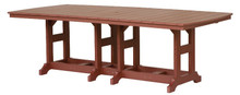 "44 x 96"" Rectangular Poly Table"