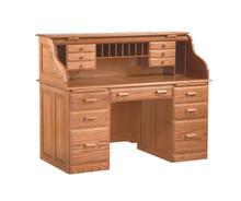 LR-TR2858 Traditional Rolltop Desk