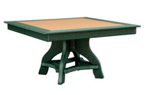 "HOS 36"" Square Chat Table"