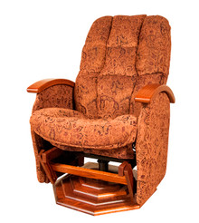 MCS NP-197 Reclining Swivel Glider