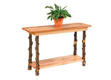 CH 235 Hickory Sofa Table