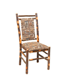 CH 430 Cushioned Hickory Chair