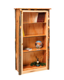 "CH 510 Hickory 36"" Bookcase"