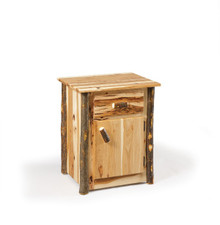 CH 622 Hickory Nightstand w/door