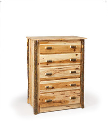 CH 630 Hickory 5-Drawer Chest