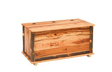 CH 650 Hickory Blanket Chest