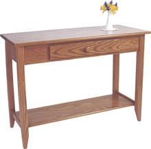 CO 576 Shaker Sofa Table