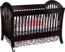 JR Manhattan Slat Crib (Convertible)