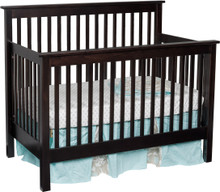 JR Economy Slat Crib (Convertible)