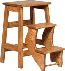 CO 184 Flip Out Step Stool