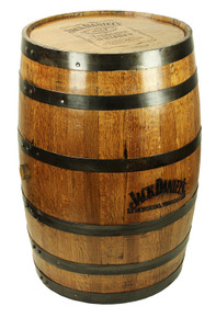 "Authentic ""Jack Daniel's"" Whiskey Barrel"