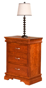 BF Heirloom Sleigh Large Nightstand