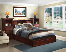 BC40 All-In-One Bed - Queen