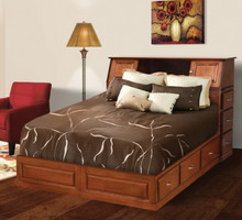 BC36 Space-Saver Bed - Queen